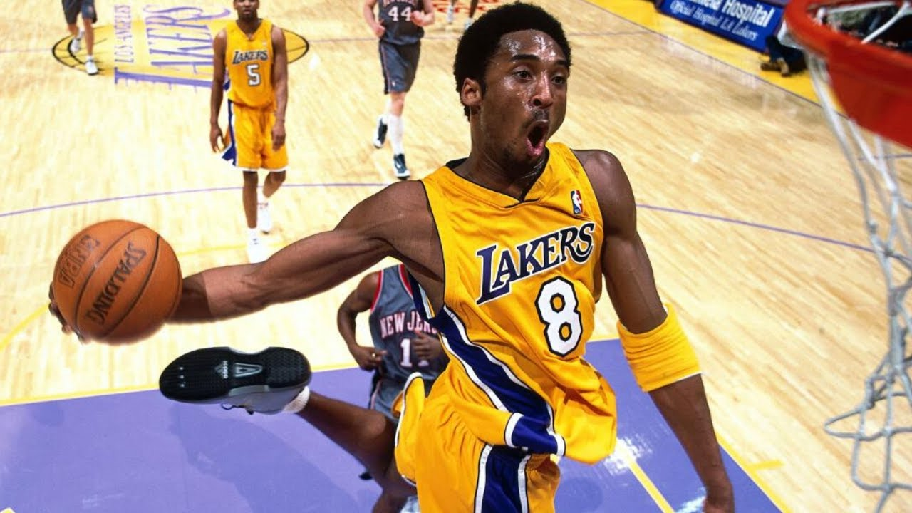 Kobe Bryant Unveiled as Cover Athlete for NBA 2K21