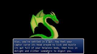Serpent Dragon Vore. Discordias tale