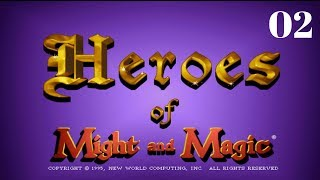 Heroes of Might and Magic I - A Strategic Quest - 02