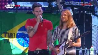 Won't Go Home Without You - Maroon 5 (Rock In Rio)