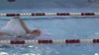Michelle 100 Backstroke