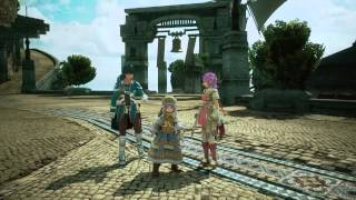 STAR OCEAN: Integrity and Faithlessness Announcement Trailer