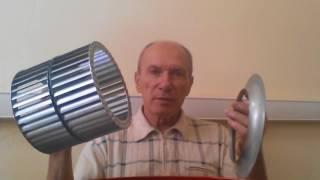 Часть 2. Осевые и радиальные вентиляторы