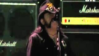 Motorhead Stay Clean Live Rock In Rio 2011