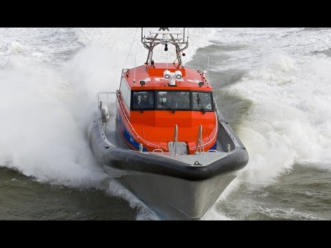 New Damen Axe-Bow concept for KNRM in action: SAR 1906 – Nh1816