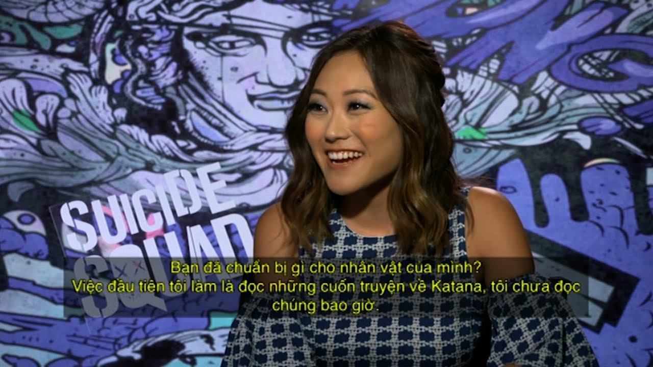 Karen Fukuhara Is Going To Be Katana For