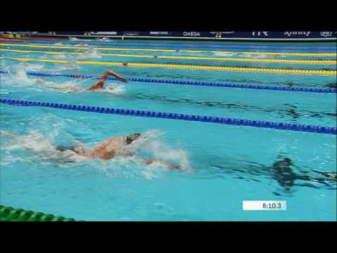 Men's 1500m Free A Final | 2017 Phillips 66 National Champio