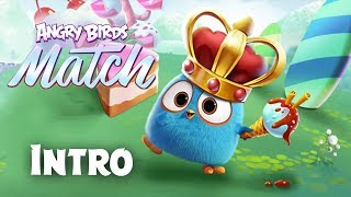 Angry Birds Match - Intro