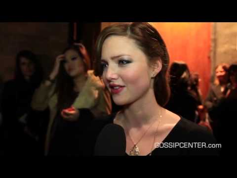 Emile Hirsch and Holliday Grainger  'Bonnie and Clyde' NYC Premiere