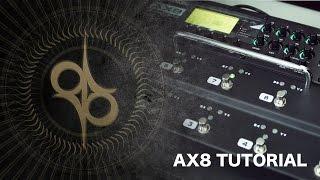 Fractal Audio AX8 - Metal tone tutorial