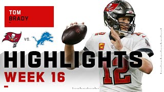 Tom brady had an earth-shattering game that would make anyone change their goals for the new year, throwing 348 yards and 4 touchdowns. tampa bay buc...