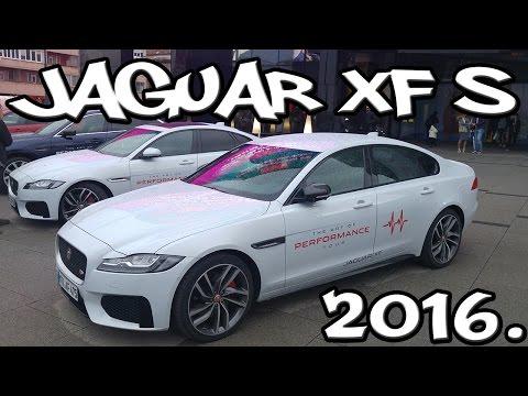 JAGUAR XF S 3.0 V6 380KS 2016. REVIEW - TEST VOZILA