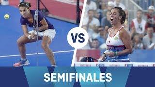 Resumen Cata/Bea VS Patty/Eli Semifinal Femenina Cervezas Victoria Mijas Open | World Padel Tour