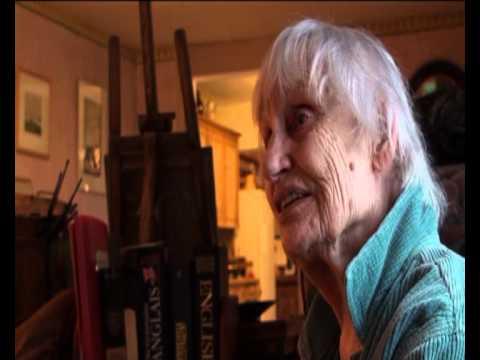 Angelica Garnett and Bloomsbury - documentary (extract)
