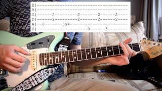 Mac Demarco - Here Comes The Cowboy Guitar Lesson