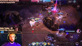 Bajheera - SONYA: New Favorite HotS Hero! :D - Heroes of the Storm