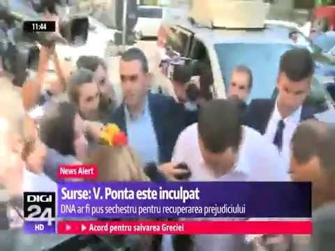 Victor Ponta, pus sub acuzare. DNA: Sechestru pe averea premierului