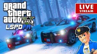Download Snow Job Lspdfr Gta 5 Highway Patrol Updated