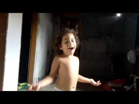 Programa Rau-til Gabrielle Gleycila Cantando 2012