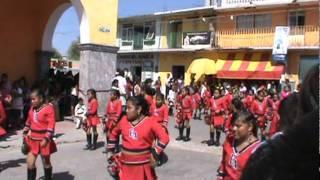 14  Desfile Altepexi Puebla 20 de Noviembre