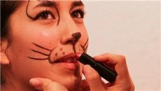Face Painting and Makeup : How to Make a Cat