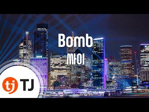 [TJ노래방] Bomb - 싸이(Feat.B.I,바비)(Psy) / TJ Karaoke
