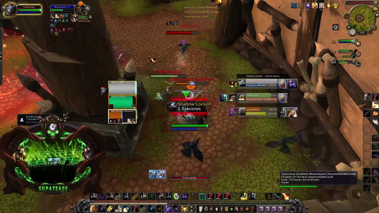 Disc Priest PVP Healing Guide #1