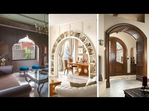 Trending Arch Design For Living Room Arch Front Elevation Designs Youtube
