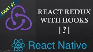 React Redux With Hooks V.^7.1 || #7 CRUD PHP MySQL