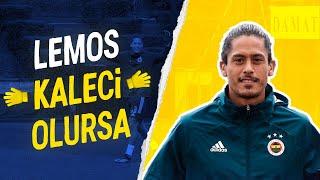 Mauricio Lemos Kaleci Olursa 🧤😂
