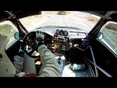 Interior Subida Valle Tabares 2012 BMW M3 Eduardo Alonso