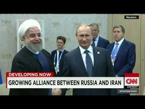 BREAKING NEWS: EZEKIEL 38 PROPHECY- RUSSIA AND IRAN FORM DANGEROUS ALLIANCE