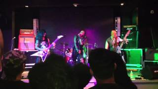 As Sahar - my hymns in the east ( live @ asian ladies metal