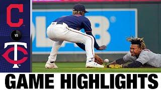 Indians vs. Twins Gąme Highlights (9/15/21)   MLB Highlights