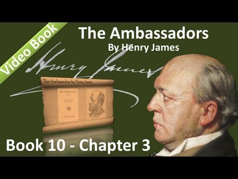 Book 10 - Chapter 3 - The Ambassadors by Henry James