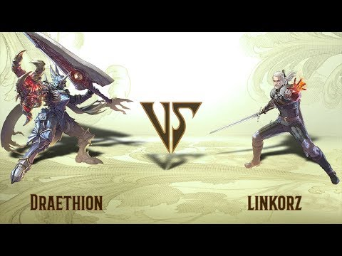 Draethion (Nightmare) VS Linkorz (Geralt) - Online Set (14.01.2020)