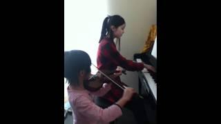 Fanfare, Wondrous Love, Toodle Pip, Violin Grade 1