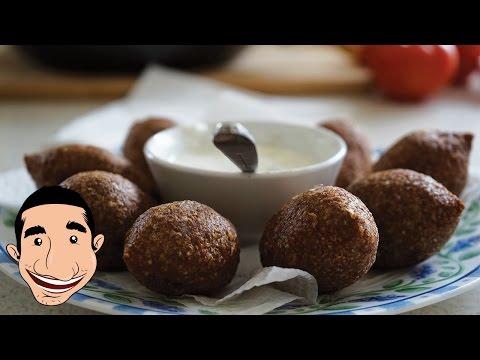 LEBANESE KIBBEH RECIPE (Kibe) | Lebanese Street Food | Vincenzo's Plate and Friends