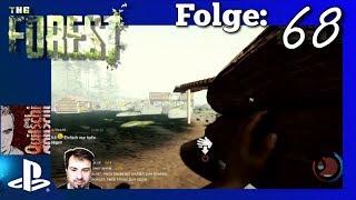 068: DIE BRÜCKE WIRD ... ???? The Forest PS4 Coop Deutsch ???? Let's Play The Forest