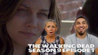 The Walking Dead Season 9 Episode 1 'A New Beginning' Premier REACTION!!
