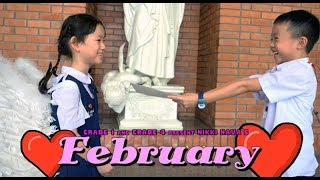 Nikki Nava- FEBRUARY     presented by Grade 1 and Grade 4.
