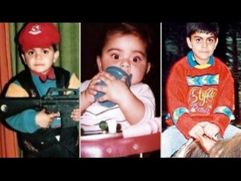 Virat Kohli Childhood Photos || Rare & Unseen pictures ...
