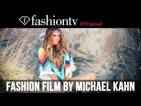 Outside Fashion Film Look Book with Jasmine Dustin by Michael Kahn  FashionTV