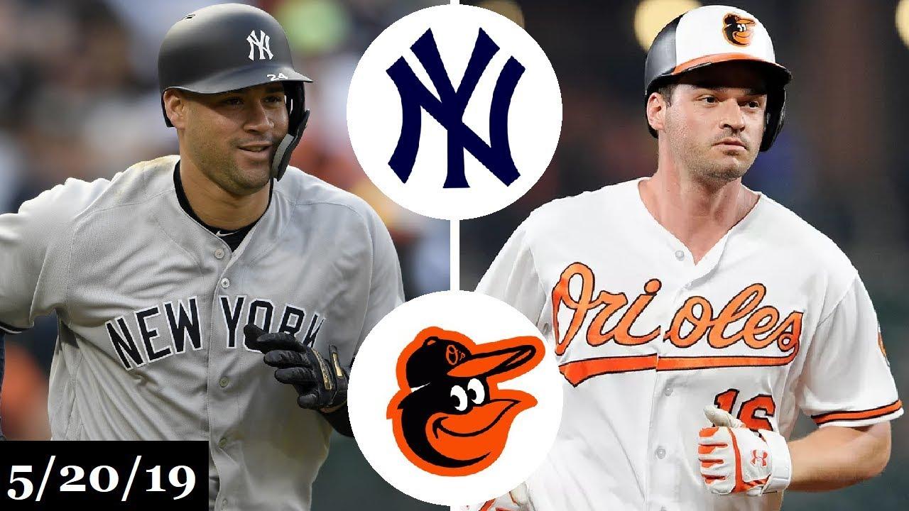 Download New York Yankees vs Baltimore Orioles - Full Game Highlights | May 20, 2019 | 2019 MLB Season