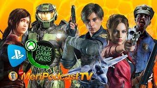 MeriPodcast 12x18: Resident Evil 2, Anthem y PS Now vs. Gamepass