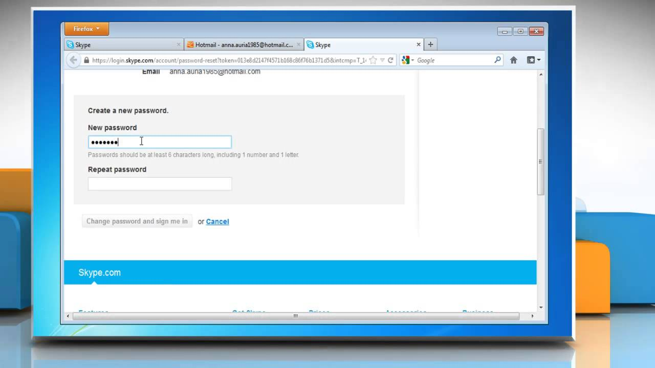 How to recover your password on Skype: some effective recommendations 96