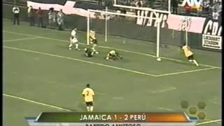 Amistoso internacional - Peru 2 Jamaica 1