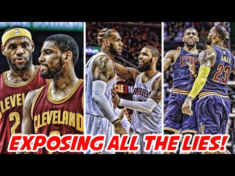 KYRIE IRVING LEBRON JAMES DRAMA! | NBA NEWS