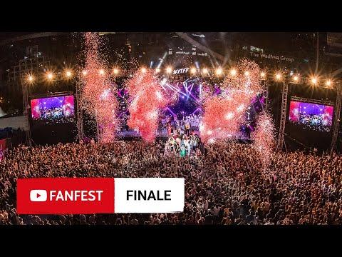 Finale @ YouTube FanFest Mumbai 2019