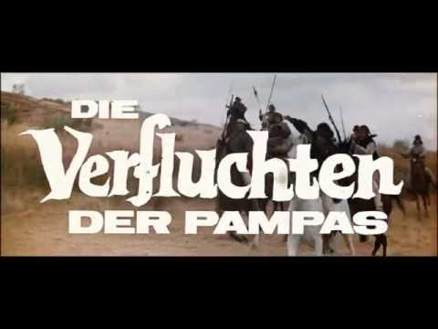 Die Verfluchten der Pampas (1966) Deutscher Trailer/German trailer